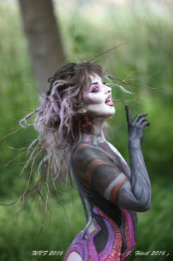 wild witch lady   WBF 2016 Portschach